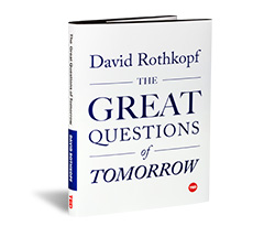 TED Book: The Great Questions of Tomorrow